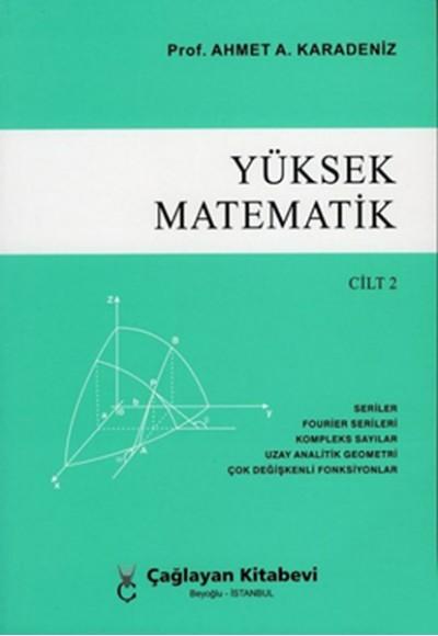 Yüksek Matematik 2