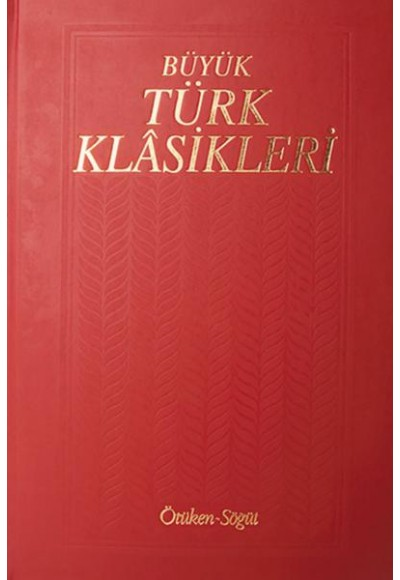 Büyük Türk Klasikleri 13. Cilt