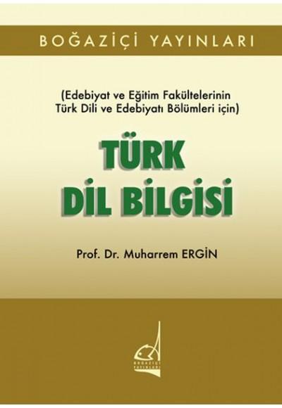 Türk Dil Bilgisi