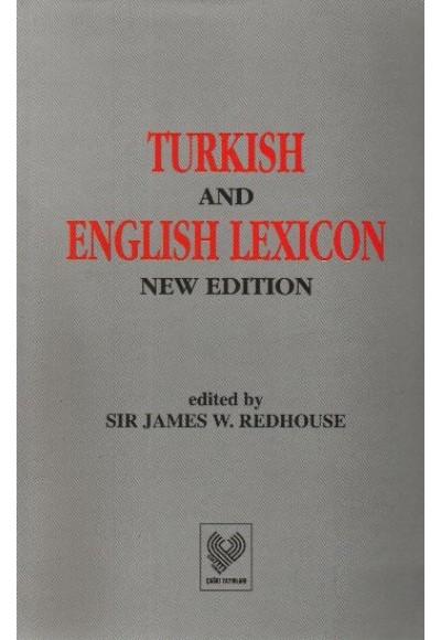 Turkish And English Lexicon Osmanlı Tükçesi İngilizce Lugat