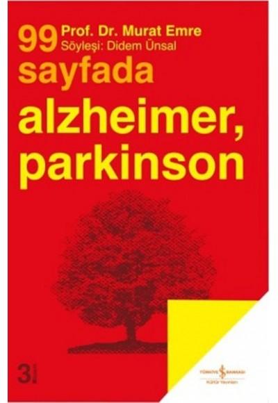 99 Sayfada Alzheimer ve Parkinson