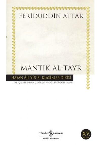 Mantık Al Tayr Hasan Ali Yücel Klasikleri