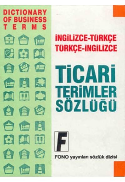 Ticari Terimler Sözlüğü İngilizce Türkçe Türkçe İngilizce