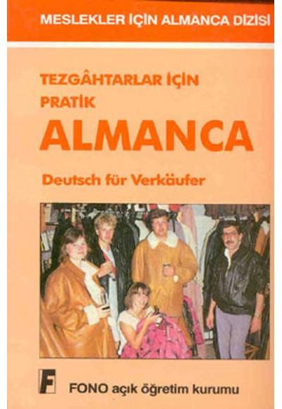 Tezgahtarlar için Pratik Almanca Deutsch für Verkaufer