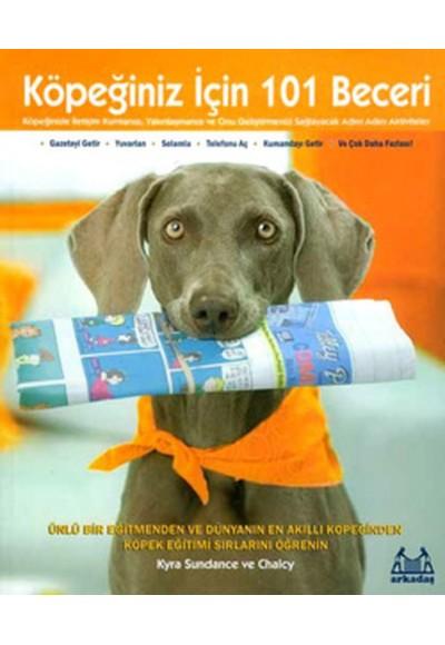 Köpeğiniz İçin 101 Beceri Adım Adım Aktiviteler