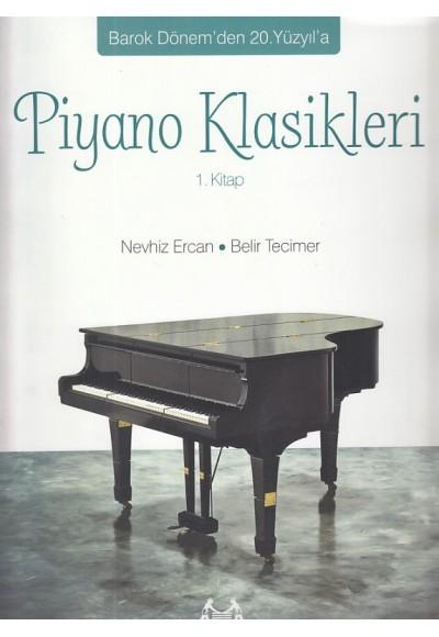 Piyano Klasikleri 1. Kitap