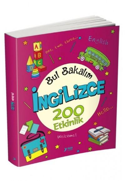 Bul Bakalım İngilizce 200 Etkinlik