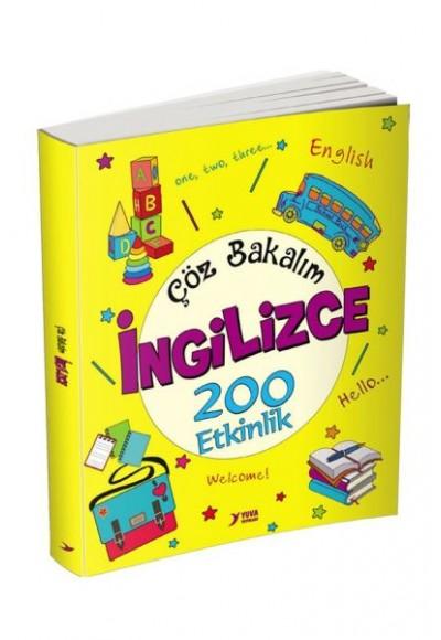 Çöz Bakalım İngilizce 200 Etkinlik