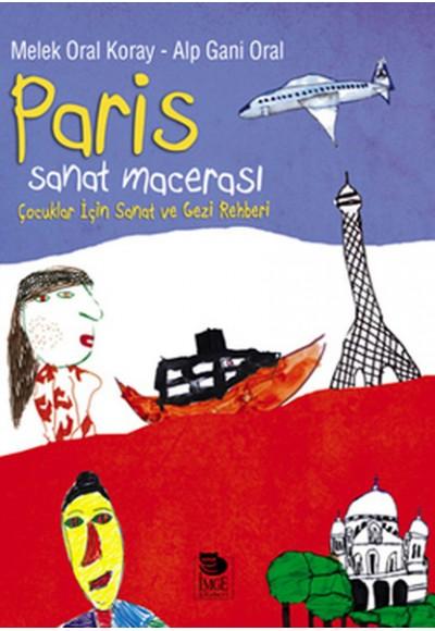 Paris Sanat Macerası Çocuklar İçin Sanat ve Gezi Rehberi