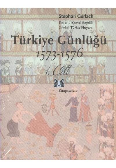 Türkiye Günlüğü 1573 1578 2 Cilt Takım