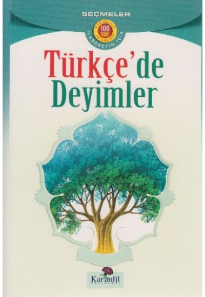 Türkçede Deyimler
