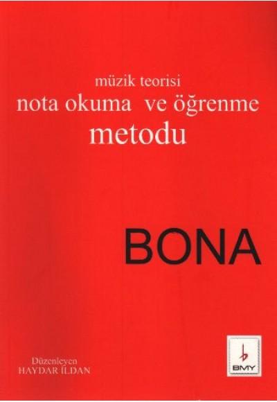 Temel Müzik Teorisi Nota Okuma ve Öğrenme Metodu Bona