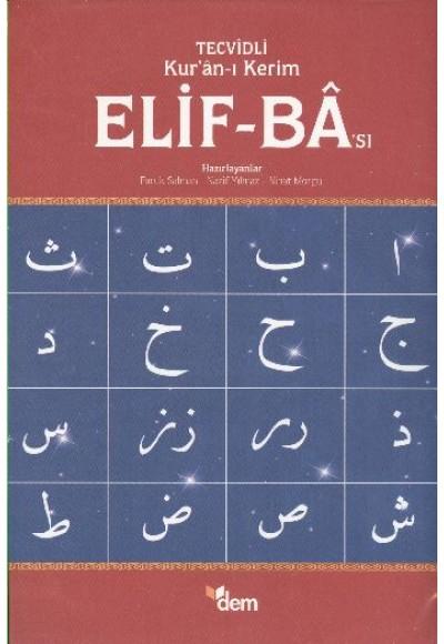 Tecvidli Kur'anı Kerim Elif Ba'sı 3 CD'li