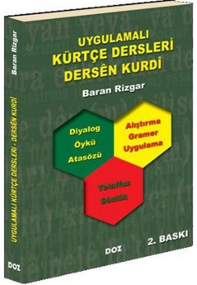 Uygulamalı Kürtçe Dersleri Dersen Kurdi