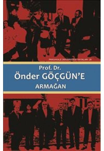 Prof. Dr. Önder Göçgüne Armağan 2 Cilt Takım