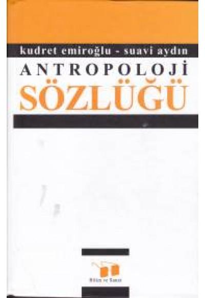 Antropoloji Sözlüğü Ciltli