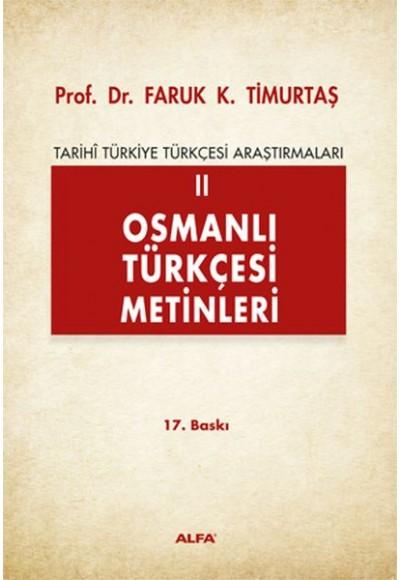 Osmanlı Türkçesine Giriş 2