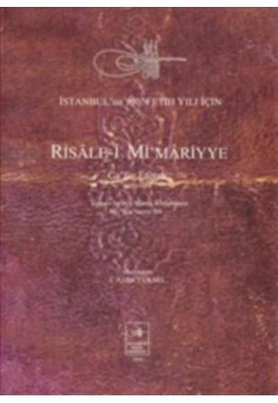 Risale i Mimariyye Cafer Efendi 1023 1614
