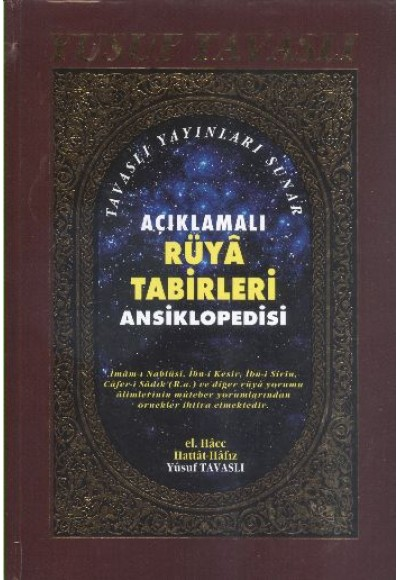 Açıklamalı Rüya Tabirleri Ansiklopedisi 1. Hamur K01