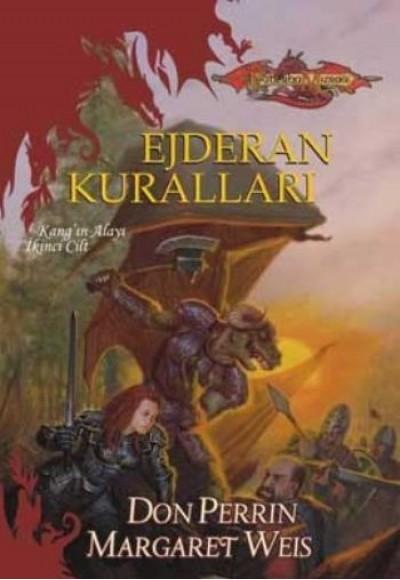 Ejderan Kuralları Ejderha Mızrağı Kang'ın Alayı 2.Kitap