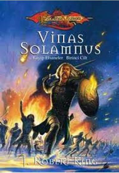 Vinas Solamnus Ejderha Mızrağı Kayıp Efsaneler 1. Cilt