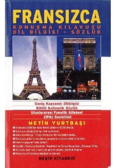 Fransızca Konuşma Kılavuzu M.Yurtbaşı