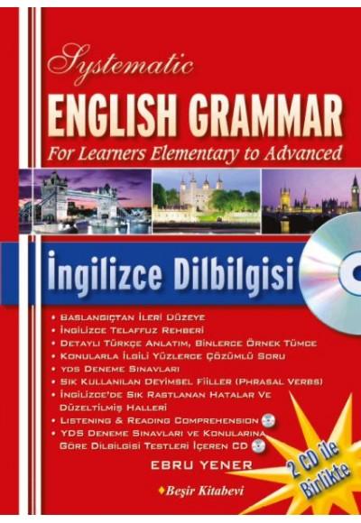 Systematic English Grammar - İngilizce Dil Bilgisi  CD'li