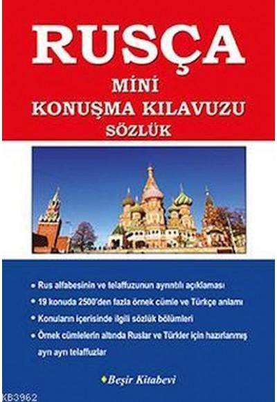 Rusça Türkçe Türkçe Rusça Mini Konuşma Kılavuzu Dilbilgisi