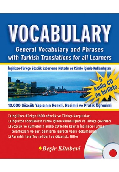 Vocabulary 5 Audi CD ile Birlikte