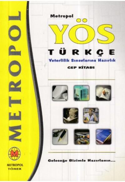 Metropol YÖS Türkçe Cep Kitabı (Yeni)