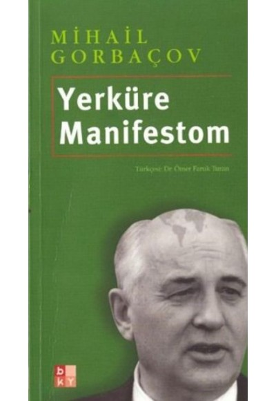 Yerküre Manifestom