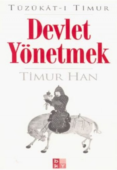 Tüzükat ı Timur Devlet Yönetmek