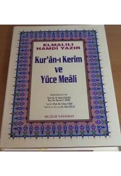 Cami Boy Kuran ı Kerim ve Yüce Meali Hafız Osman Hattı