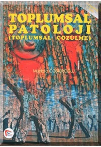 Toplumsal Patoloji Toplumsal Çözümleme