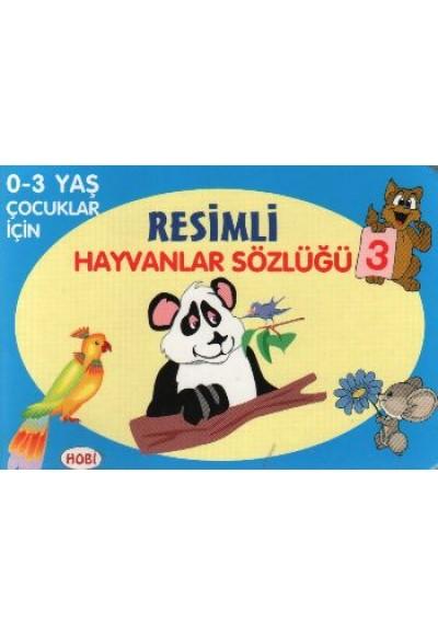 Resimli Hayvanlar Sözlüğü 3 0 3 Yaş Çocuklar İçin
