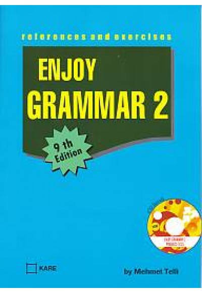 Enjoy Grammar 2 CD li