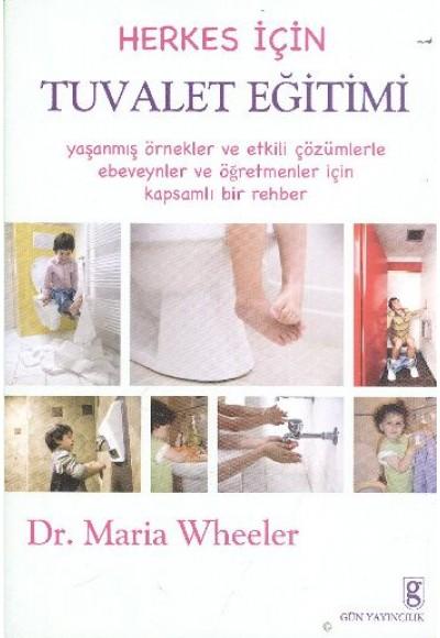 Tuvalet Eğitimi ve Özbakım Kartları Herkes İçin Tuvalet Eğitimi Kitabı