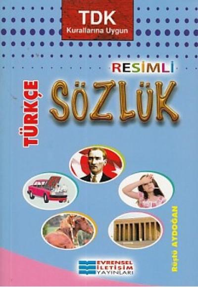 Resimli Türkçe Sözlük TDK Kurallarına Uygun
