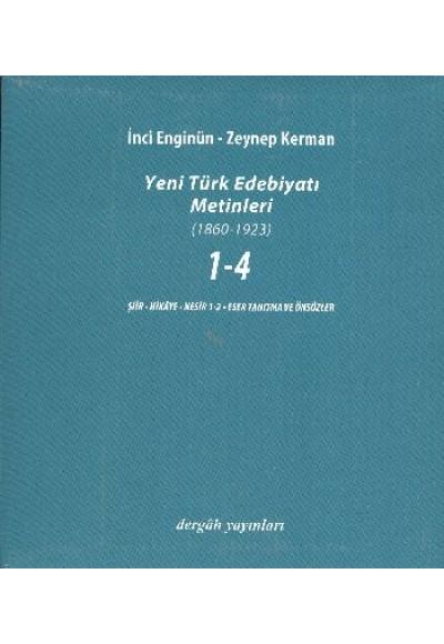 Yeni Türk Edebiyatı Metinleri 5 Cilt Takım