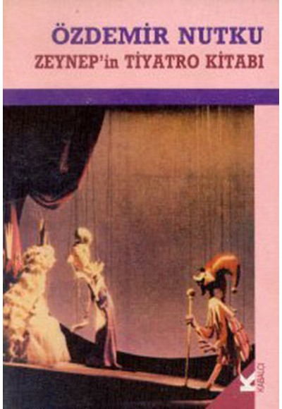 Zeynep'in Tiyatro Kitabı