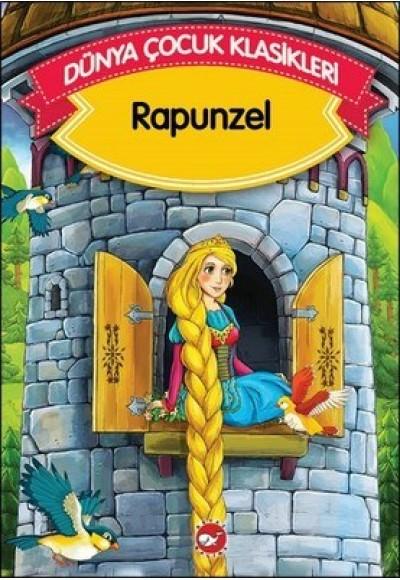 Rapunzel Düz Yazılı Dünya Çocuk Klasikleri