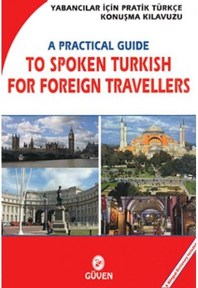 Yabancılar İçin Türkçe Konuşma Kılavuzu Cep İngilizce