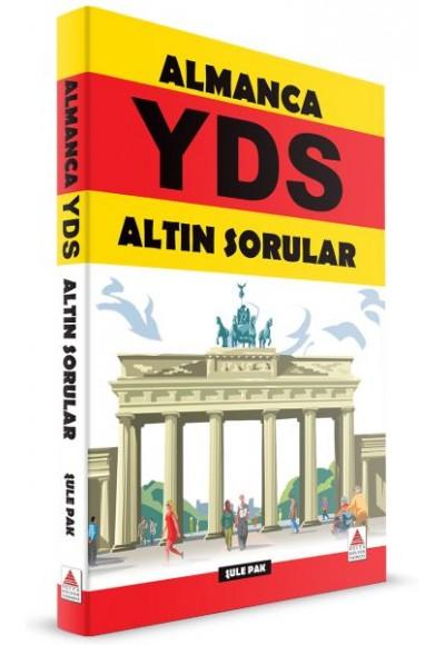 Delta Kültür Almanca YDS Altın Sorular