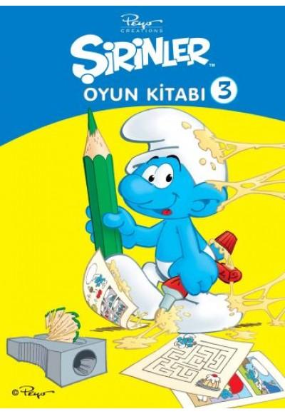Şirinler Oyun Kitabı 3