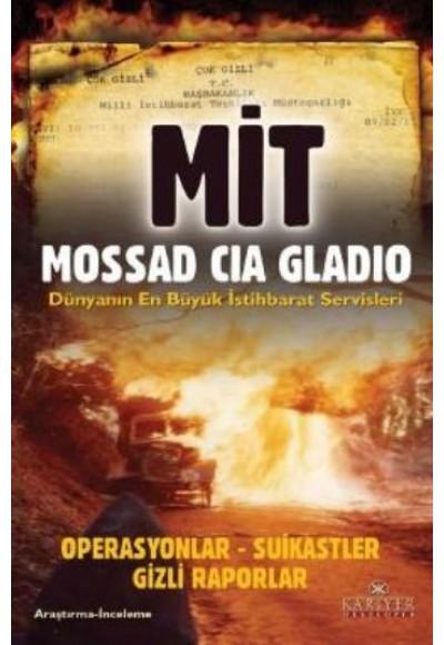 MİT Mossad CIA Gladio