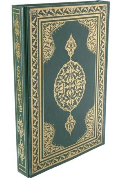 Kur'an ı Kerim Hafız Boy Bilgisayar Hatlı 2 Renk