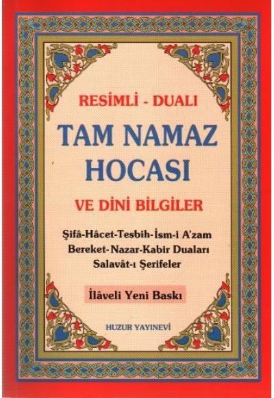 Tam Namaz Hocası ve Dini Bilgiler Resimli Dualı 2.hm