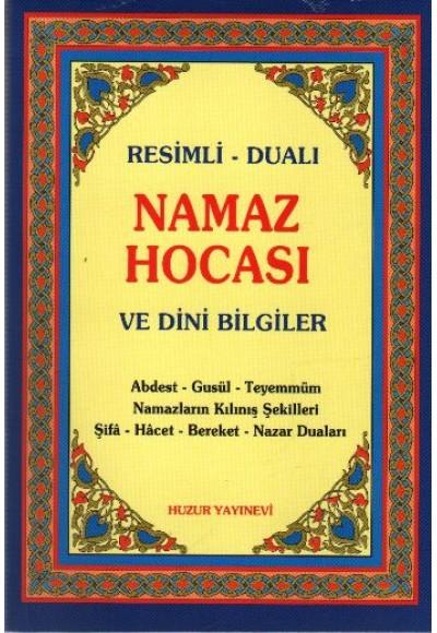Resimli Dualı Namaz Hocası ve Dini Bilgiler