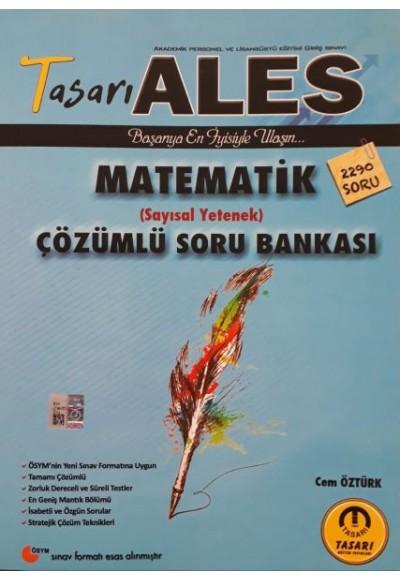 Tasarı 2020 ALES Matematik Çözümlü Soru Bankası