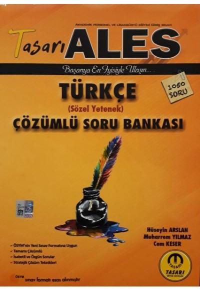 Tasarı 2020 ALES Türkçe Çözümlü Soru Bankası